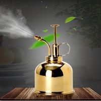 Garden Supplies Watering Irrigation Vintage Mini Brass Sprinkling Kettle Sprayers