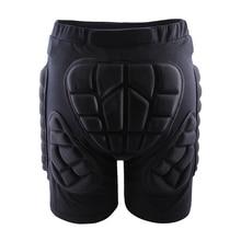 WOSAWE Protective Motorcycle Short Soft Pad Ski Snowboard Pants Protection Gear Hockey Body Armor Motocross Protected Shorts