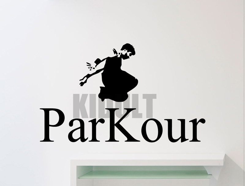 Buy Wallpaper Parkour And Get Free Shipping On AliExpress