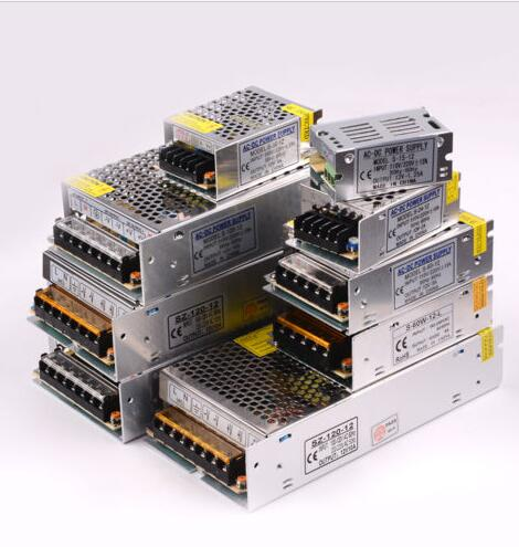 DC12V 1A 2A 3A 5A 8 5A 10A 15A 20A 30A lighting Transformers font b LED