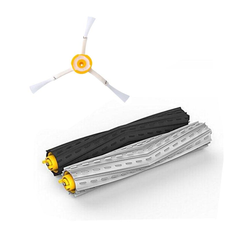 10/cepillos laterales para aspiradora Roomba de la serie 800/900