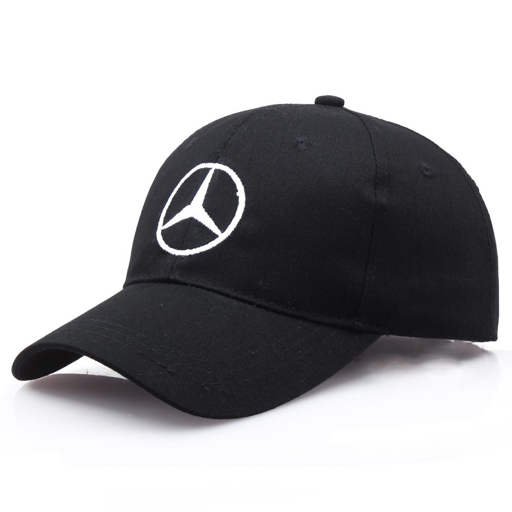 hat manufacturers supply cotton   baseball     caps   to undertake foreign trade orders car logo FOR BENZ sample custom