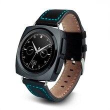Smart Watch Track Armbanduhr MTK2502C Bluetooth Smartwatch Wasserdicht Pulsmesser Schrittzähler Dialing Für Apple Android IOS