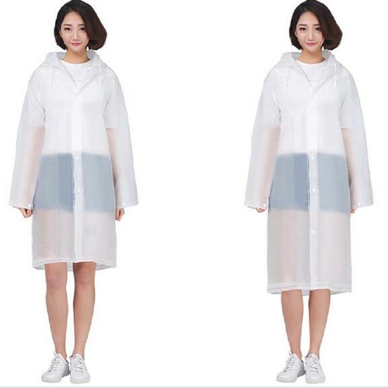 WINSTBROK Moda Prozirni Eva Raincoat Žene / Muškarci Prijenosni - Kućanski robe - Foto 4