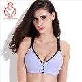2017 New Cotton Maternity nursing bra Breast feeding bras for pregnant women sports nursing underwear clothes breastfeeding bra