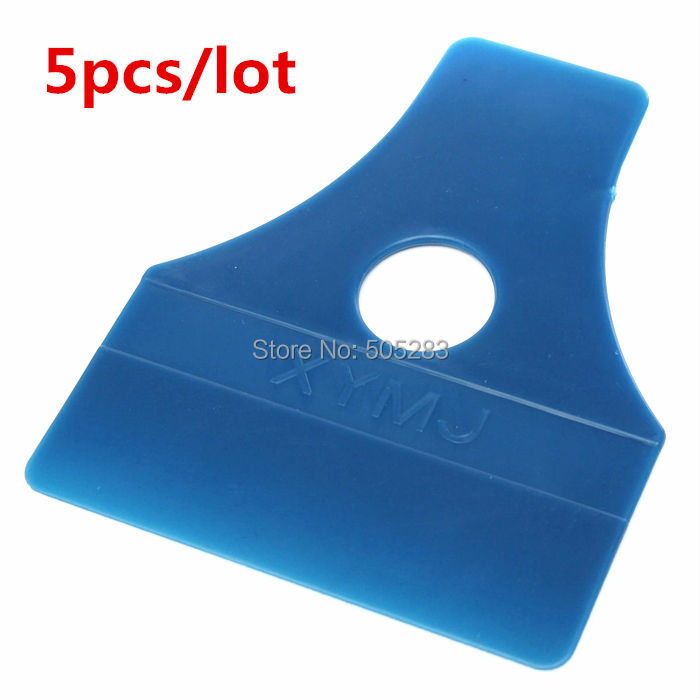 5pcs Plastic Spudger Scraper thickening Auto Car sticker tool Window Computer Tablet Styling Wrapping Repair tools