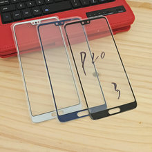 FOR Huawei P20 PRO P20 Lite Touch Screen Glass Panel Digitizer Sensor Touchpad Front Glass Panel Repair Spare Parts new touch screen glass panel for pro face gp430 eg11 gp430 xy35 repair