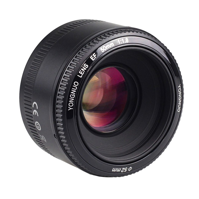 YONGNUO 50MM F1.8 Lens 5