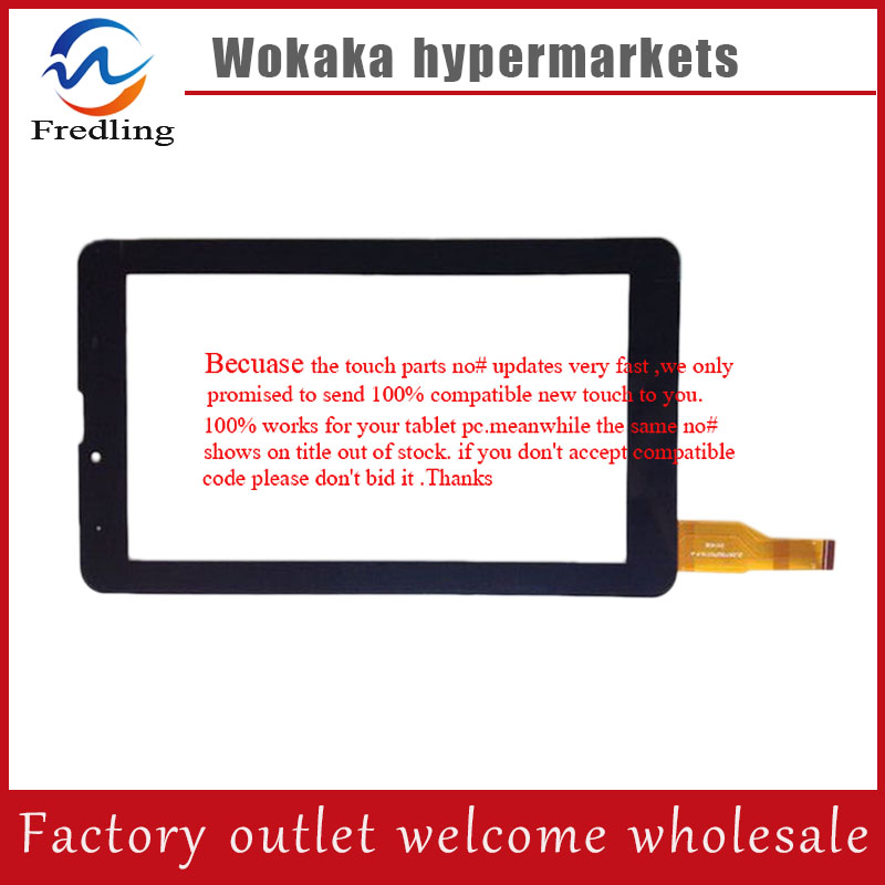 Original New 7 inch BEELINE TAB 2 Tablet Touch Screen Digitizer Touch Panel Glass Sensor Replacement Free Shipping original new 7 85 inch meo tablet 2 3g tab touch screen touch panel digitizer glass sensor replacement free shipping
