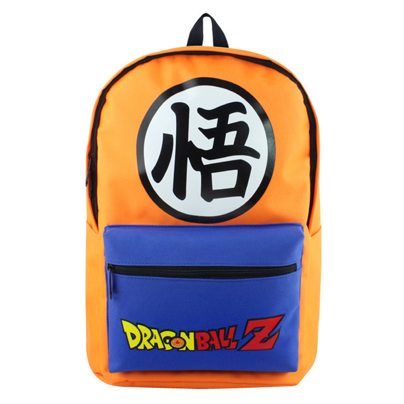 Dragon Ball Z Backpack Boys Girls School Bags Children Backpack For Teenagers Dragon Ball Schoolbags Mochila Daily Backpack spain backpack kids children foot ball star backpacks for boys school bagpack girls youth rucksack student mochila bags