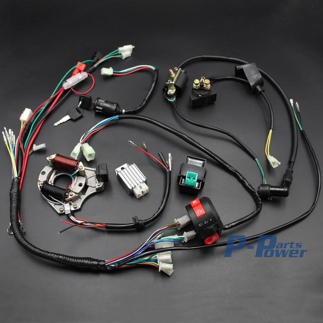 400ex wire harness diagram  | 1316 x 952