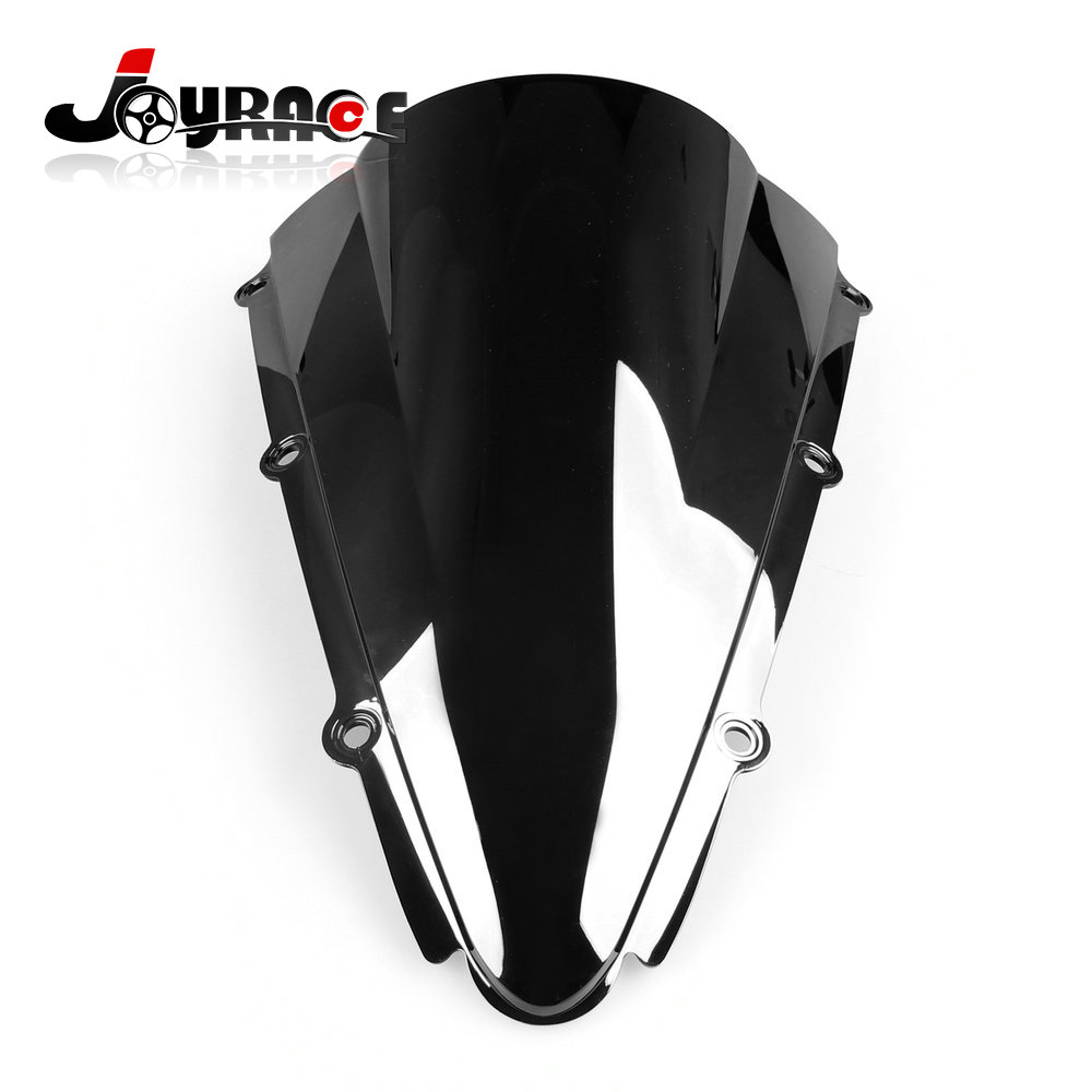 Windshield Windscreen Double Bubble For YAMAHA YZF R1 YZF R1 2000 2001 00 01