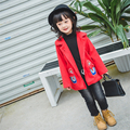 2016 new winter down coat for girls jacket wool coat baby girl wool coat kids down children clothing BC-SY570