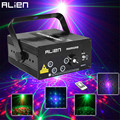New 5 Lens 80 Patterns RG RB Laser Projector Stage Lighting Effect Blue LED DJ Disco Bar Show Home Party Professional Xmas Light