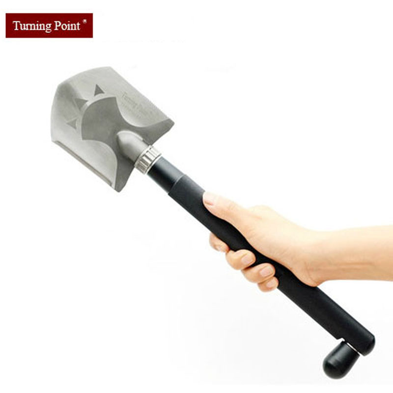 Turning point TCS XR Light Weight Mini Shovel for Camping Backpacking and Survival dean dcr tb dlx tcs
