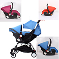 Baby Sleeping Basket for Stroller Baby Carriage Portable Car Seat for Pram yuyu kiddopotamus yoyo yoya