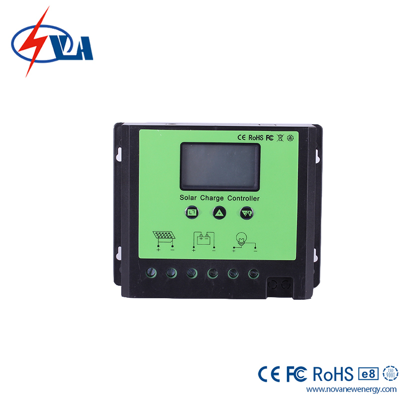 NV48V050D High Quality PWM Solar Charger Controller 50A With LCD Display Solar Battery Panel Charge Controller Regulator nv48v050d high quality pwm solar charger controller 50a with lcd display solar battery panel charge controller regulator