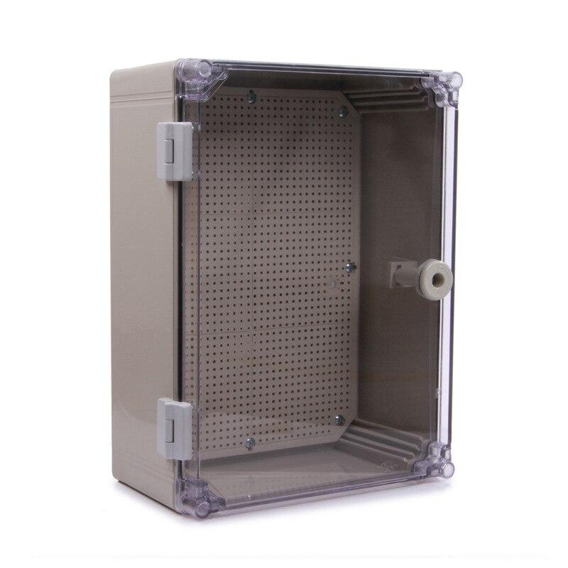 Transparent waterproof box 400*300*160 outdoor waterproof box SP-AT-403016Transparent waterproof box 400*300*160 outdoor waterproof box SP-AT-403016