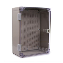 Transparent waterproof box 400*300*160 outdoor waterproof box SP-AT-403016