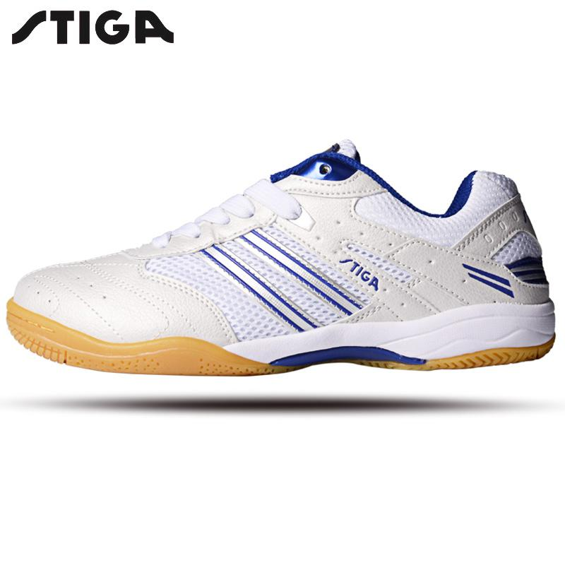 Stiga Sneaker Table-Tennis-Shoes Zapatillas Shoe-Sport Ping CS-2541 Masculino HOT Mujer