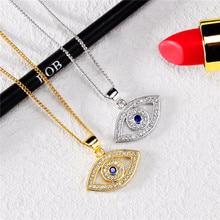 Eye Pendant Necklace