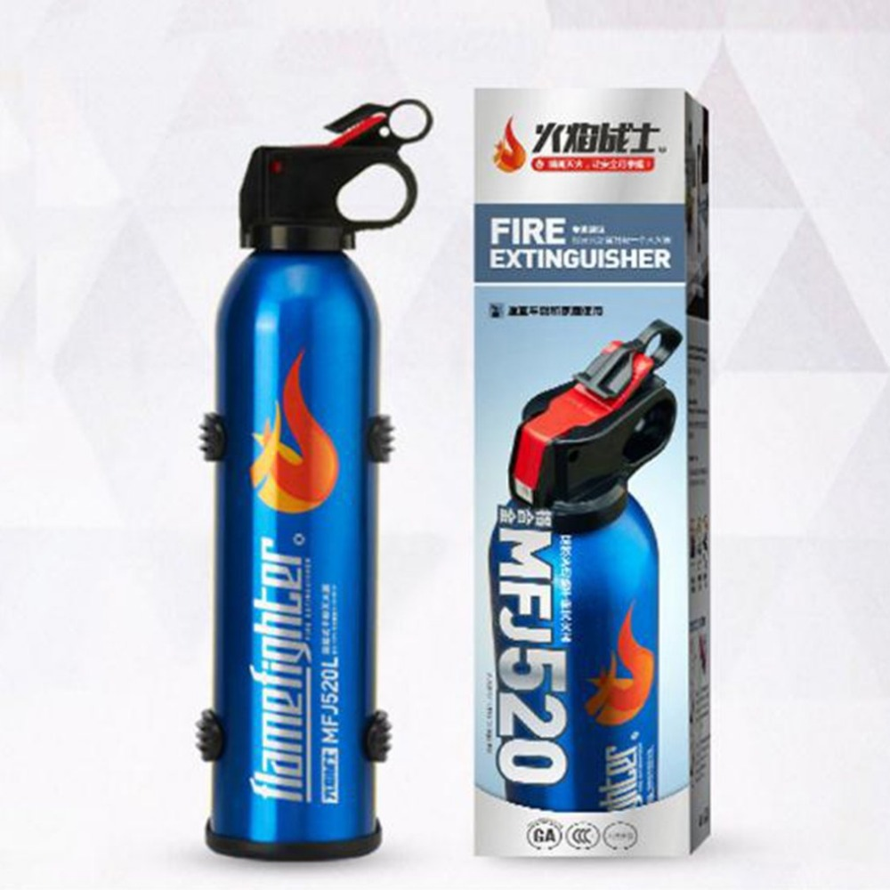 Car Fire Extinguisher >> Us 22 13 18 Off Mini Car Fire Extinguisher With Hook Dry Chemical Extintor Fire Extinguisher Safety Flame Fighter For Home Office Car Portable In