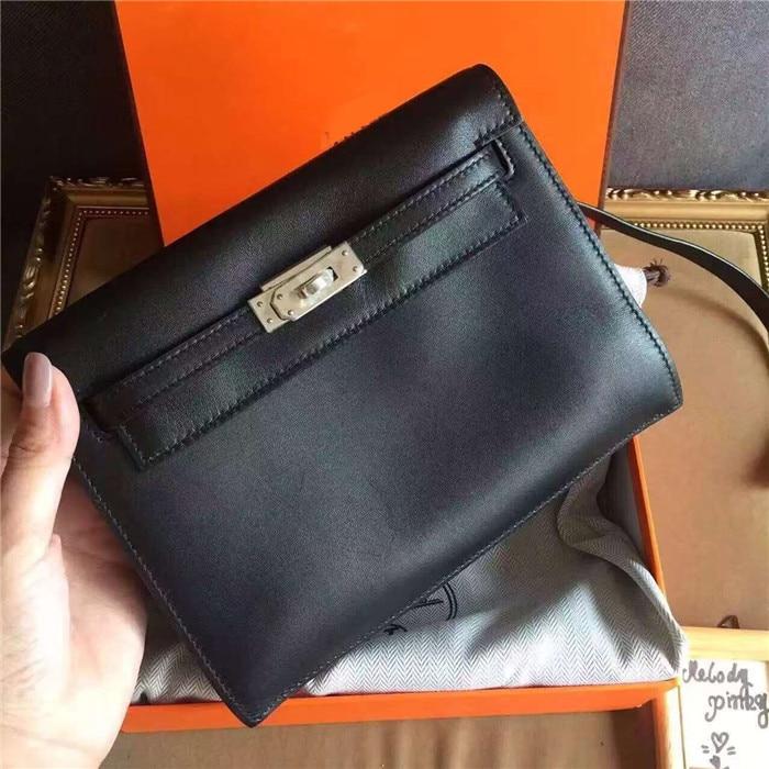 WW05247 100% Genuine Leather Luxury Handbags Women Bags Designer Crossbody Bags For Women Famous Brand Runway