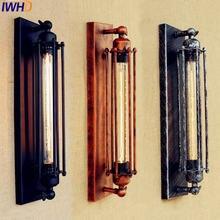 Винтажный настенный светильник Эдисона в стиле ретро