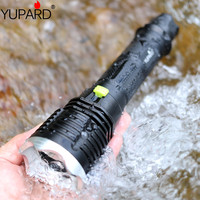 YUPARD XM L2 LED Flashlight Diving diver Underwater waterproof bright power 26650 18650 Torch Lamp Ligh super T6 one mode