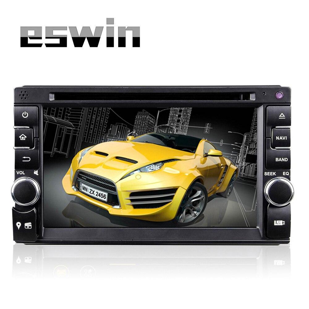 2 Din Android de Navegación GPS Bluetooth de Radio FM AM 3G Wifi Doubel Din DVD