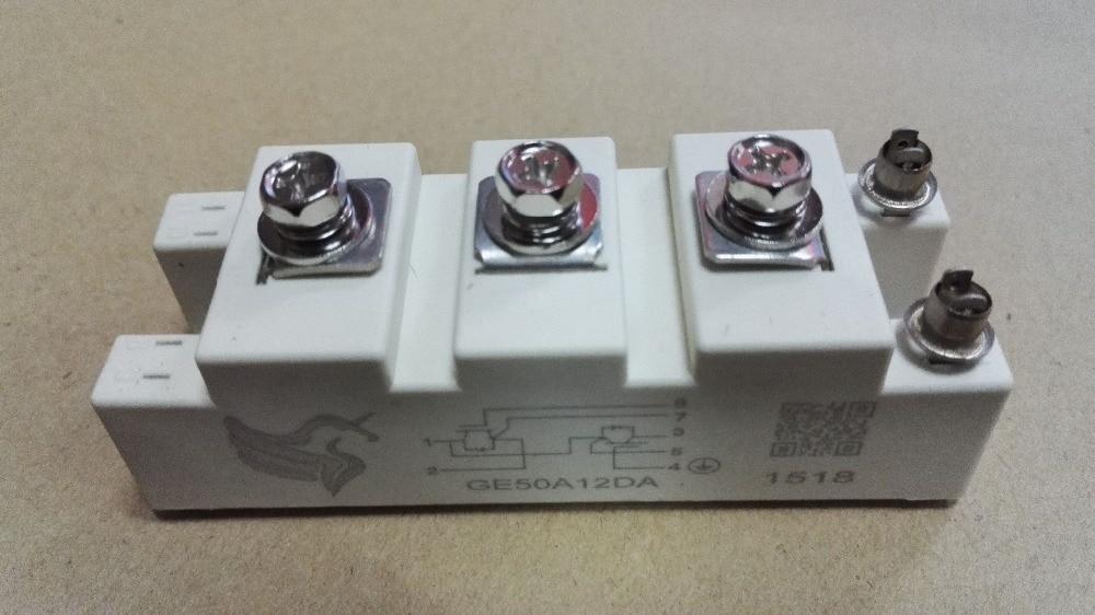 купить Free shipping NEW GE50A12DA 50A 1200V MODULE онлайн