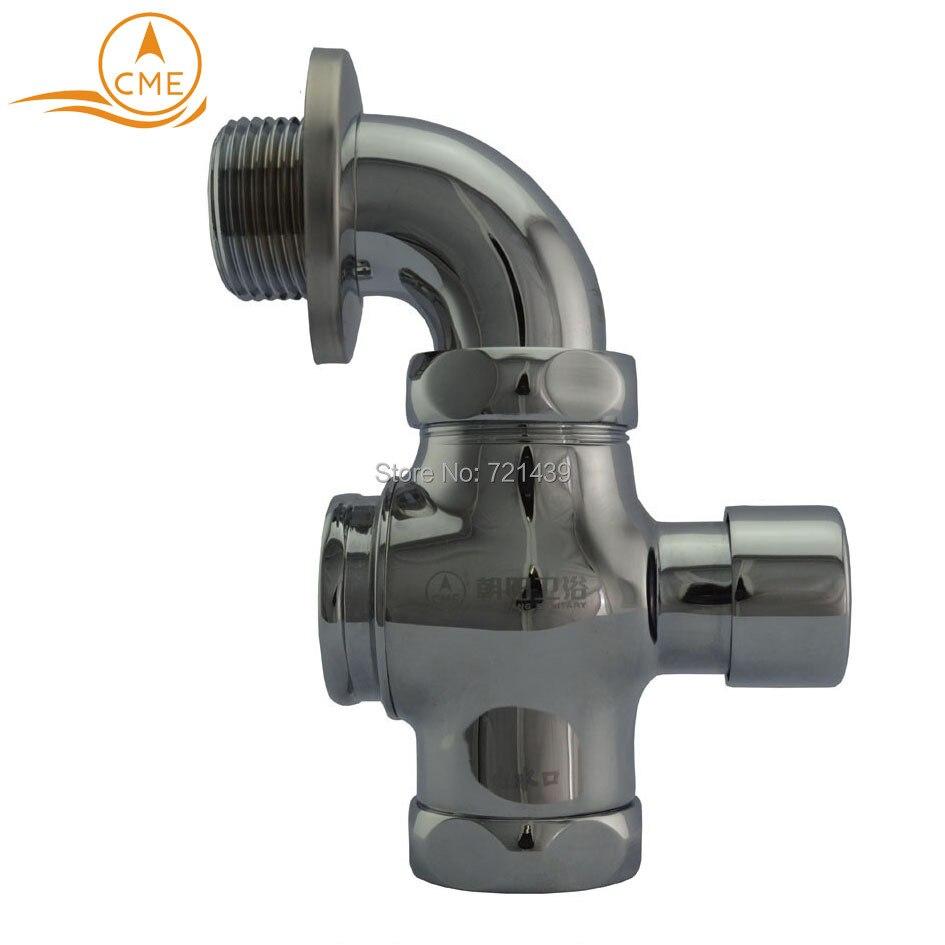 CME Squat flush valve time delay valve stool flush valve A-03KA flush a biography vintage lives