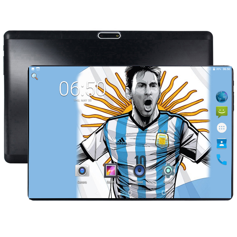 Free Shipping 10 Inch Tablet PC Octa Core 4GB RAM 64GB ROM 4G LTE Bluetooth WiFi Android 8.0 Multi Touch 1280*800 IPS Phablet