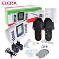 ELERA Electrical Muscle Stimulator Body Relax Slimming Massager massage pulse tens Acupuncture Therapy Machine+4 Electrode Pads