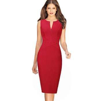 Vfemage Dresses Red