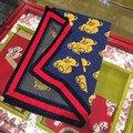 Nova couverture Cobertor Carrinho de bebe Cobertores cobertor de Malha Suave Urso Crianças tampas de Recém-nascidos Swaddle envoltório tapa de couchage