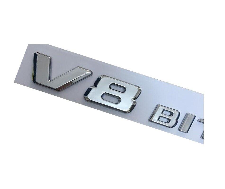 V8 BITRUBO STICKER