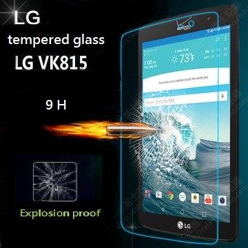 Best 2.5D 0.3 мм для LG G Pad x 8.3 Планшеты Стекло Экран гвардии для LG G Pad x 8.3 VK815 закаленное Стекло протектор Защитная Плёнки