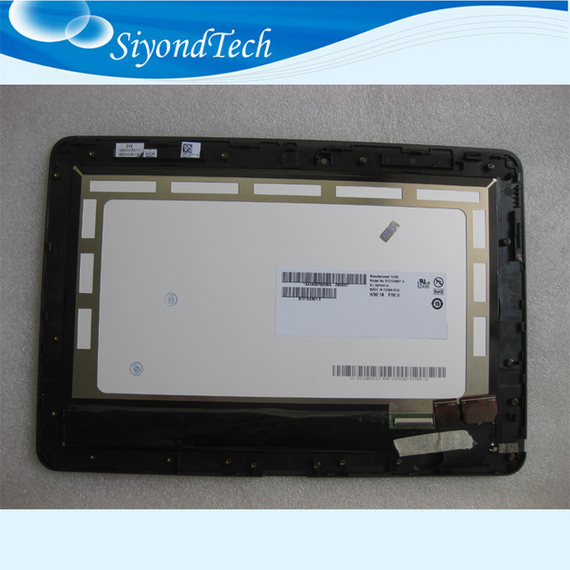New LCD Screen Display with Touch Screen Digitizer Assembly For Asus Transformer Pad TF103 ME103 K010 ME103C ME103K new 8 inch for asus memo pad 8 me180 me180a digitizer touch screen with lcd display assembly frame