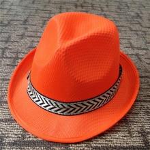 2a9ea1a5376cea Summer fast dry Jazz Caps Hats panama Fedoras Outdoor Sunhat Performance hat  chapeau headgear for men
