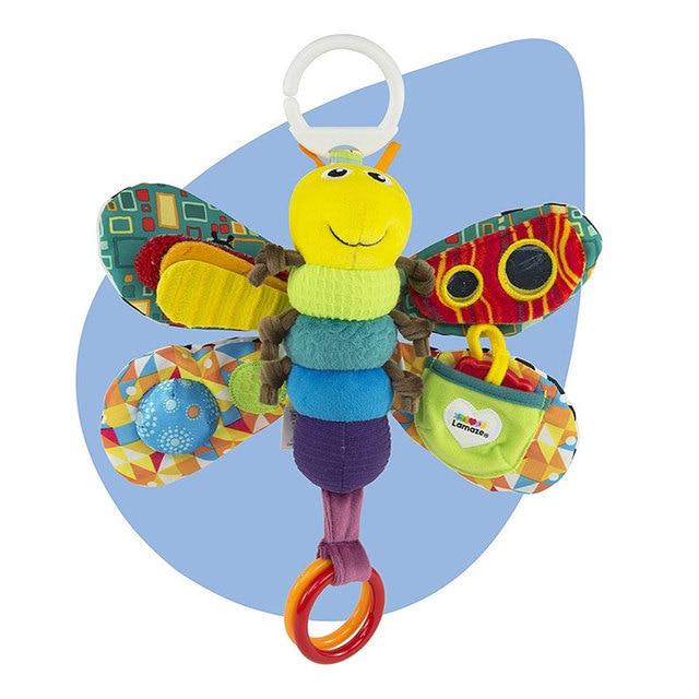 Baby Meisje/Jongen 0-12 Maand Speelgoed Kinderwagen/Bed Opknoping Vlinder/Bee Tafelbel Rammelaar/Mobiele bijtring Onderwijs Gevulde/Pluche Kid Speelgoed