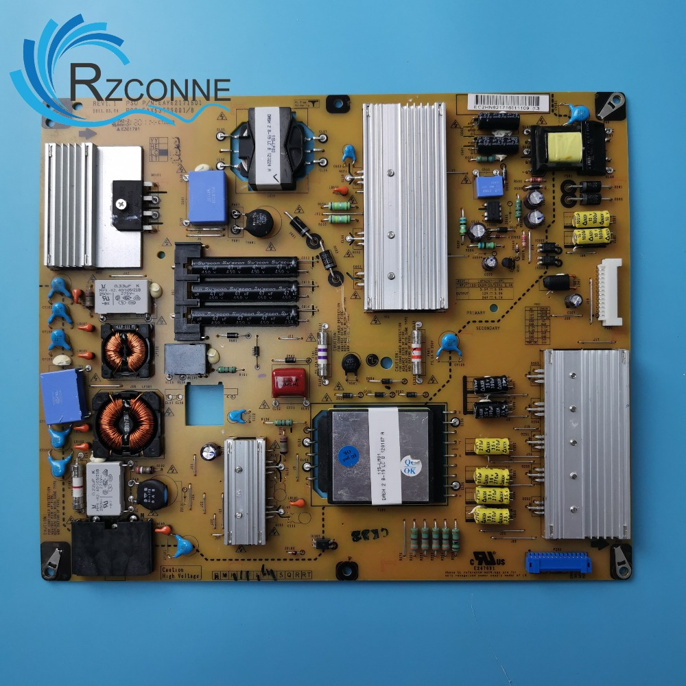 Power Board Card Supply For LG 42'' TV LGP4247-11SPL EAX63729001/8 EAY62171601 42LV3600
