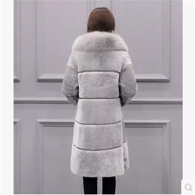 29fa8ace762 2019-Jeune-femme-Hiver-veste -Femmes-de-Grande-taille-Nouvelle-Moutons-cisailles-Manteau -Moyen-longueur-Faux.jpg