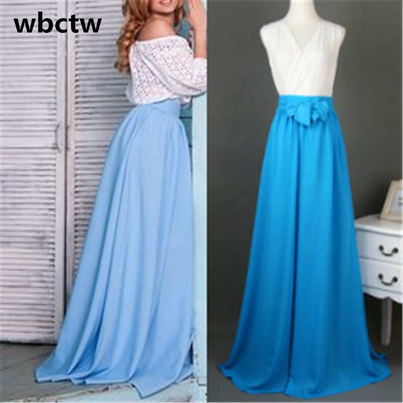 Online Buy Wholesale bow maxi skirt from China bow maxi skirt ...