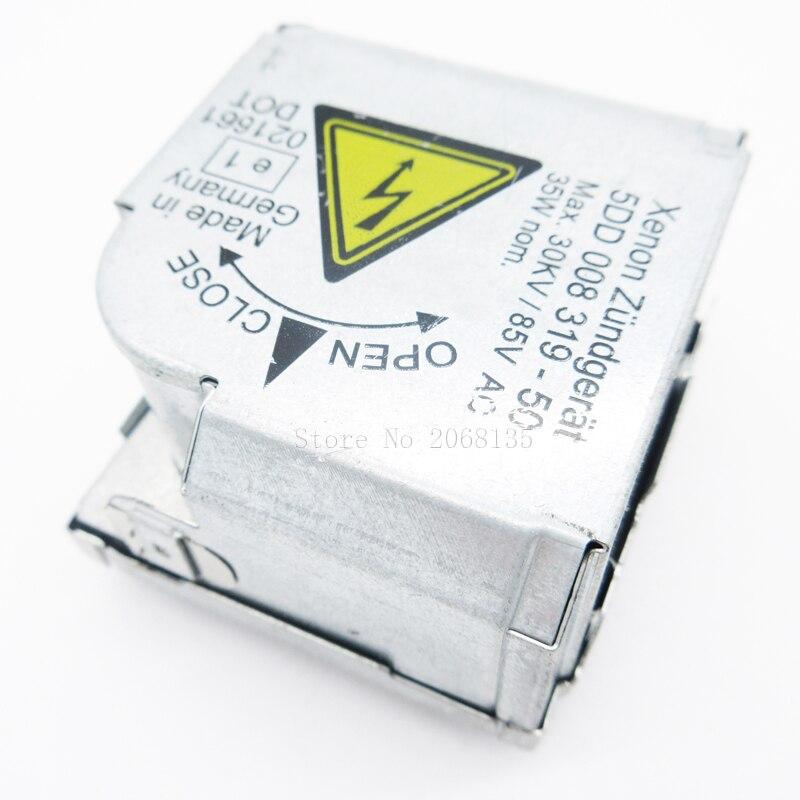 100% original OEM: 5DD008319-50 5DD008319-10 Igniter Xenon Headlight igniter module 5DD 008 319-50 D2S / D2R Ignitors 5dd 008 319 10 5dd008319 10 d2s d2r xenon hid headlight starter igniter ignitor socket box for audi bmw mercedes benz
