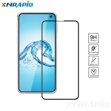 9H Tempered Glass For Samsung Galaxy S10 Plus S10E Curved Full Cover Screen Protective Protector Film