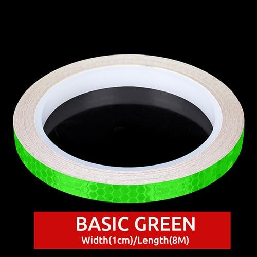 Green Stickers 1cm