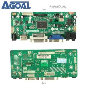 Image 5 - M.NT68676.2A LCD/Điều Khiển Đèn LED Ban Laptop Tái Trang Bị Driver Bảng Đầu Vào Âm Thanh NT68676 (UFG) VGA DVI