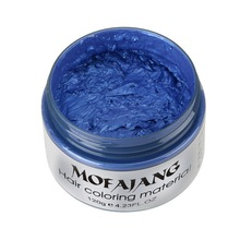 Wax Dye One-time Molding Paste Dye cream