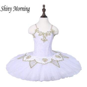 f893cc6ff Blanco adulto Ballet clásico Tutu Esmeralda de Ballet profesional tutús  vestido para las mujeres
